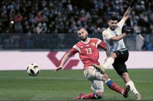 Amichevoli Internazionali - Aguero stende la Russia: l'Argentina vince 1-0