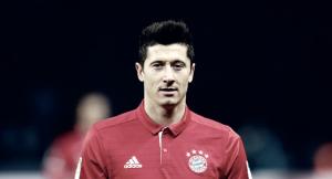 Imprensa alemã noticia possível desejo do atacante Lewandowski em deixar Bayern de Munique