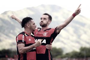 Destaques do Flamengo avaliam positivamente goleada sobre Nova Iguaçu