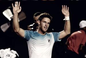 Schwartzman supera sensação chilena e é o primeiro finalista do Rio Open
