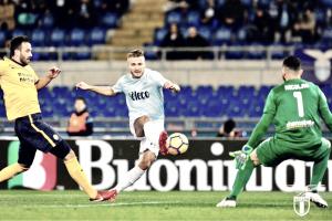 Serie A - Immobile stende il Verona: la Lazio vince 2-0