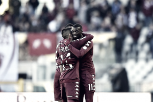 Torino: dubbio Niang in vista della Roma