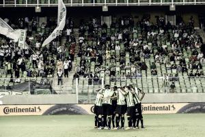 "Enderson lamenta chances perdidas pelo América-MG diante do Palmeiras: ""Merecíamos mais"""