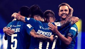 Europa League - Una doppietta di Kokorin stende l'Utrecht: Zenit ai gironi