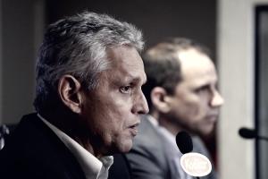 """Feliz, Rueda comemora chegada ao Flamengo: """"Uma oportunidade como essa não é todo dia"""""""