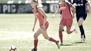 NWSL suspends and fines Portland Thorns rookie Tyler Lussi