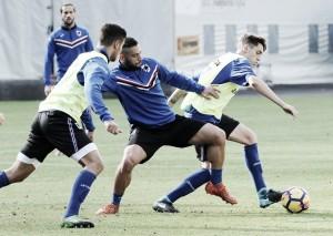 Samp, riprendono gli allenamenti in vista della Juventus