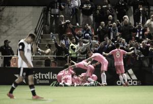 El Hércules firma un nuevo mazazo del Mestalla