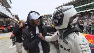 F1, GP del Brasile - Vettel sfida un Bottas in versione Hamilton