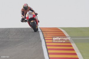 Pedrosa on top at the end of day 1 ahead of Aragon GP