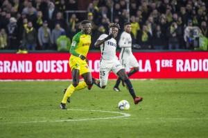 Ligue 1 - Zampata di Lima all'ultimo respiro, Nantes batte Monaco (1-0)