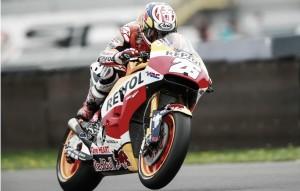 """Dani Pedrosa: """"Ha sido un Gran Premio complicado"""""""