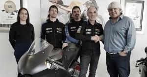 Moto2 - Ufficiale il matrimonio tra Suter e Forward Racing