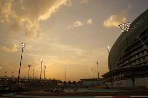 F1, GP EAU - La chiave tecnica