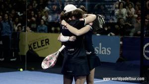 Las gemelas y Gemma/Lucía alcanzan la Final en Bilbao