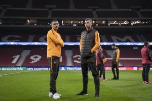 Atletico Madrid vs Roma: Simeone per ricucire, Di Francesco per chiudere