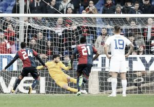 Un Genoa di rimonta: finisce 2-2 con l'Atalanta
