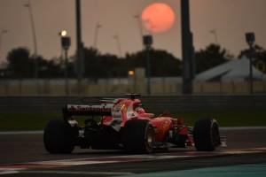 F1, Test Pirelli - Ad Abu Dhabi Raikkonen è il più veloce del Day1