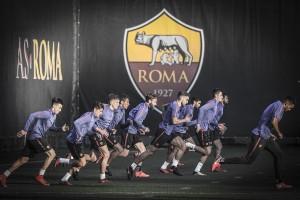 Roma: Di Francesco prepara i suoi in vista della trasferta in casa del Genoa