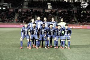 Girona vs D. Alavés: hat-trick de Ibai Gómez
