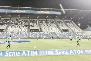 """Il Sassuolo vince e respira: Crotone battuto 2-1 al """"Mapei Stadium"""""""