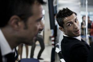 """Jorge Mendes: """"Cristiano es el mejor de todos los tiempos"""""""