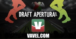 Draft Apertura Liga MX 2016