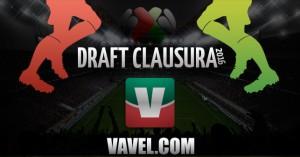 Draft Clausura 2016 Liga MX: transferencias y fichajes