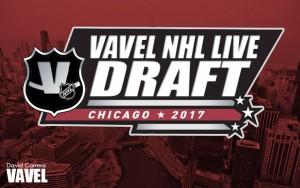 Todas las elecciones de primera ronda del Draft NHL 2017