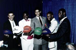 1986, el Draft maldito