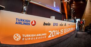 El Madrid encabeza un asequible Grupo A en la Euroliga 2014/15