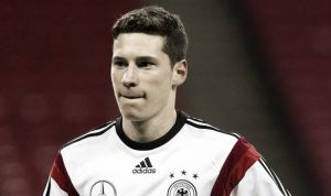 Draxler unable to meet with Germany squad due to cold