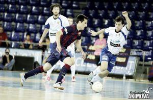FC Barcelona vs D-Link Zaragoza: en busca de las semifinales