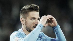 """Napoli, Mertens: """"Turnover? Accetto le scelte di Benitez"""""""