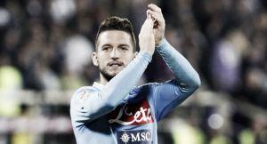 """Il Napoli si prepara per la Supercoppa, Mertens: """"Vogliamo vincere per i tifosi"""""""
