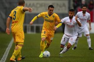 Serie B: il Frosinone frena a Carpi, Mbakogu fa 1-1 nei minuti finali