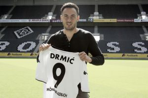 Josip Drmic firma por el Borussia Monchengladbach
