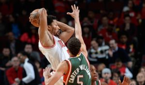 NBA Playoffs: Rose e Butler guidano i Bulls in gara 1