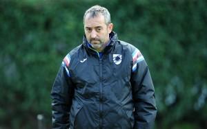 """Sampdoria, Giampaolo in conferenza: """"Dobbiamo fare una gara di palleggio e di collettivo"""""""
