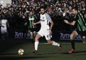 Serie A: l'Inter perde ancora, la magia si è spezzata. Al Sassuolo basta Falcinelli (1-0)