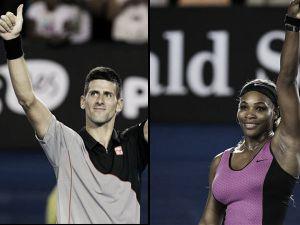 Australian Open, le teste di serie: guidano Djokovic e Serena Williams