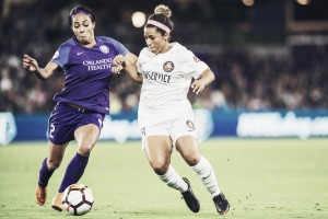 A penalty earns the Orlando Pride a draw against Utah Royals FC