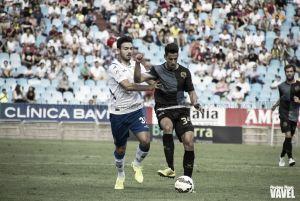 Suárez y Gil entran en la convocatoria del Zaragoza