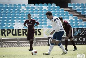 Empate del Real Zaragoza B en la primera prueba de la pretemporada