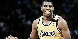 Palabra de Magic Johnson