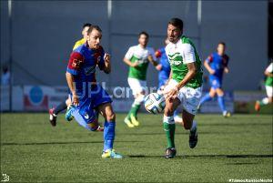 El Langreo empata ante el Racing de Ferrol en su vuelta a Segunda B