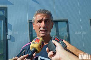 """Vinyals: """"Todos los equipos nos querrán ganar"""""""