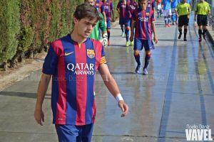 Camino del Camp Nou: Xavier Quintillà
