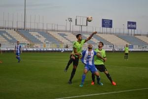 El Ejido - Lorca Deportiva: primeras urgencias