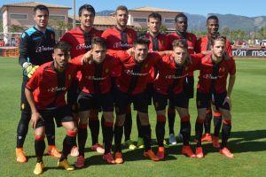 El Mallorca B desciende a Tercera División